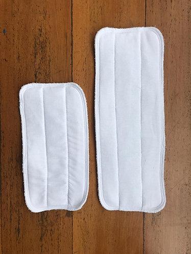 Absorbentes 100% algodón para pañal ECOBEARS