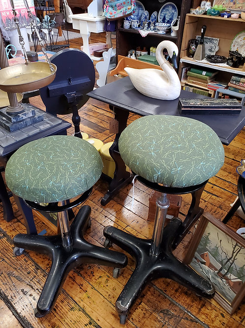 Upcycled Stool One Available Bar Counter Stool