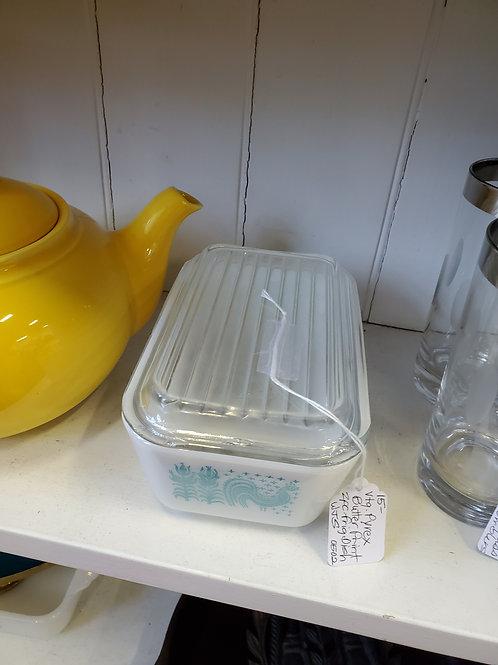 Butter Print Pyrex Refrigerator Dish