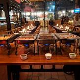 Hot Appetizer Bar