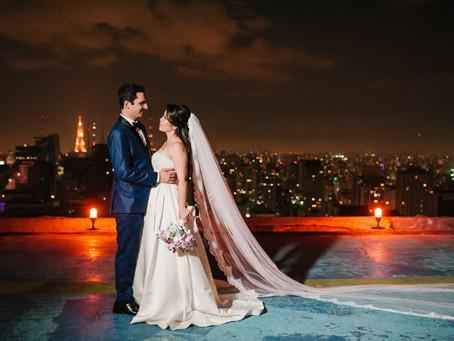 Vantagens de casamentos em hotéis
