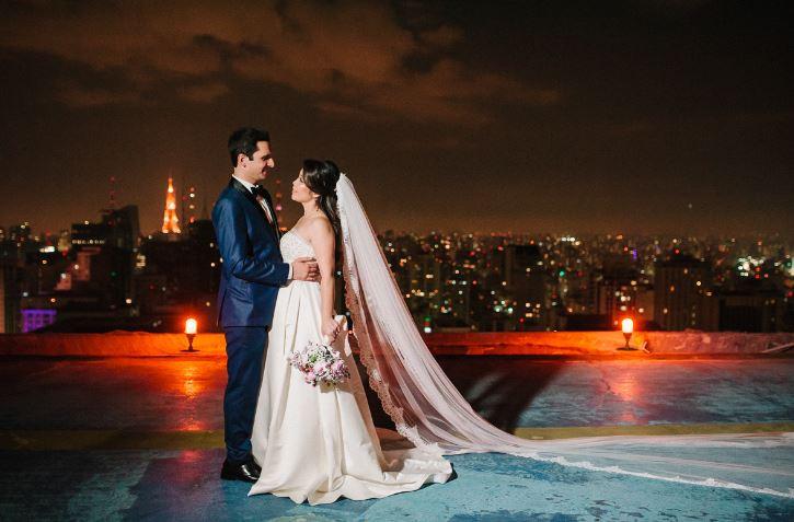 Casamento Simone e Carlos no Hotel Renaissance São Paulo
