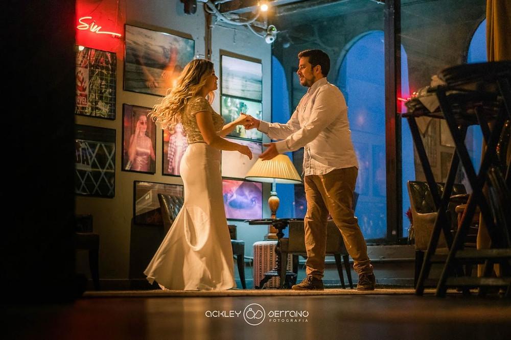 Dança noivos Carolina e Tobias