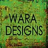 WARA DESIGNS Logo for small prints - 2 -