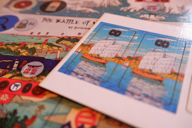 Boat Passage Tokens