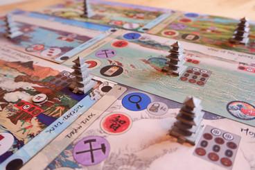 Pagoda minis
