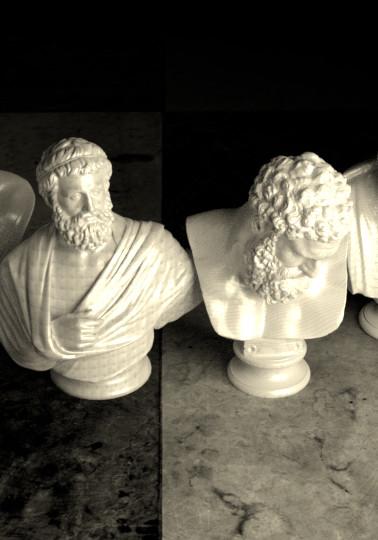 Philosopher Miniatures