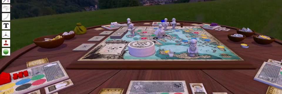 Tabletop Simulator Game