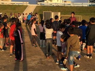 走り方教室(陸上)体験会2