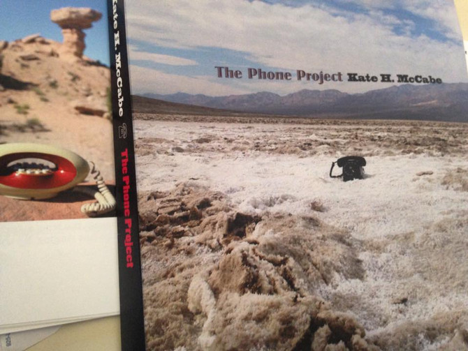 The Phone Project Book Release