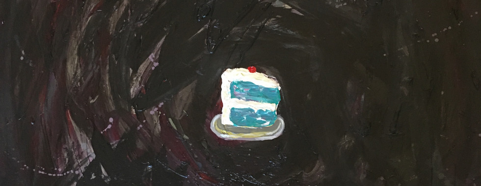 Cake in a Void
