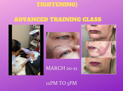 Fibroblast Plasma Advanced Training Class