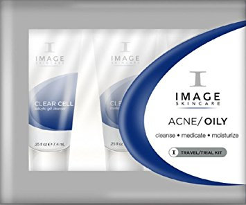 IMAGE Skincare Acne/Oily Travel Kit