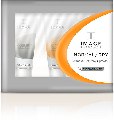 IMAGE Skincare Normal/Dry Cleanse Travel Kit