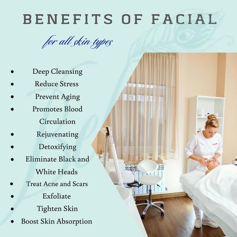 Surprising Benefits of Facial