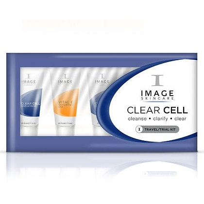 IMAGE Skincare Clear Cell Travel Kit