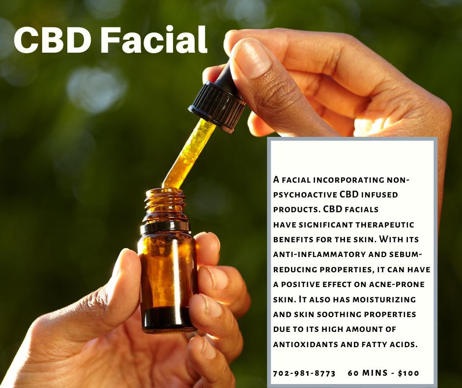 Why should you get a CBD facial?