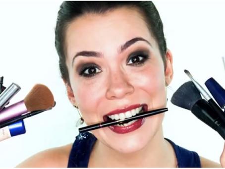 Como fazer uma maquiagem de efeito supernatural!