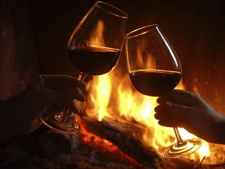 Uma taça de vinha equivale a 30 minutos de exercício