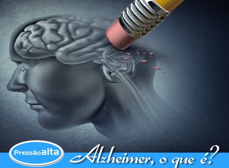 Alzheimer - o que é?