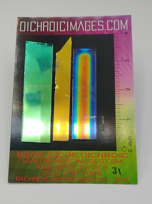 Dichroic Scrap 1oz J1