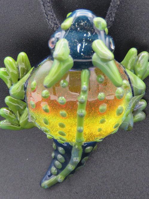 Critter Pendant-Lizard