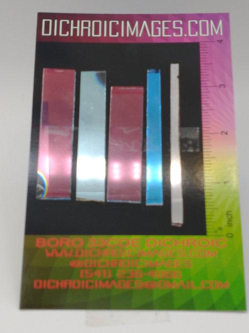 Dichroic Scrap 1oz H10