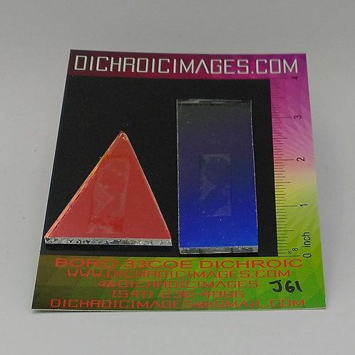 Dichroic Scrap 1oz J61
