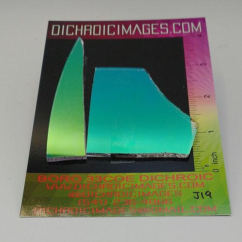 Dichroic Scrap 1oz J19