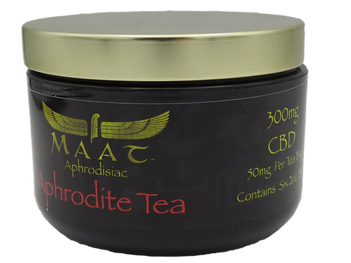 Aphrodite Tea (Aphrodisiac Blend)