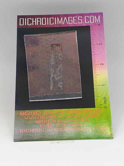 Dichroic Pattern Pieces 1oz M111