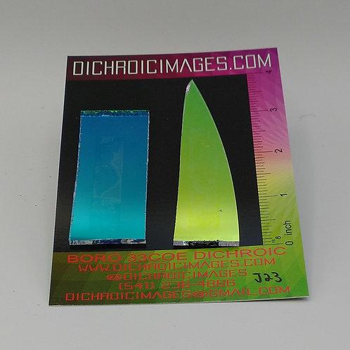 Dichroic Scrap 1oz J23