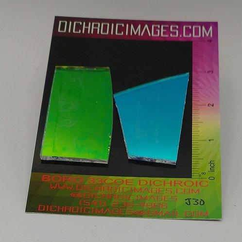 Dichroic Scrap 1oz J30