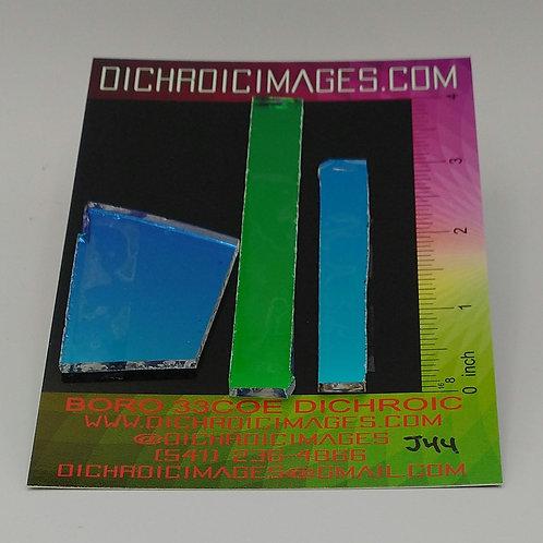 Dichroic Scrap 1oz J44