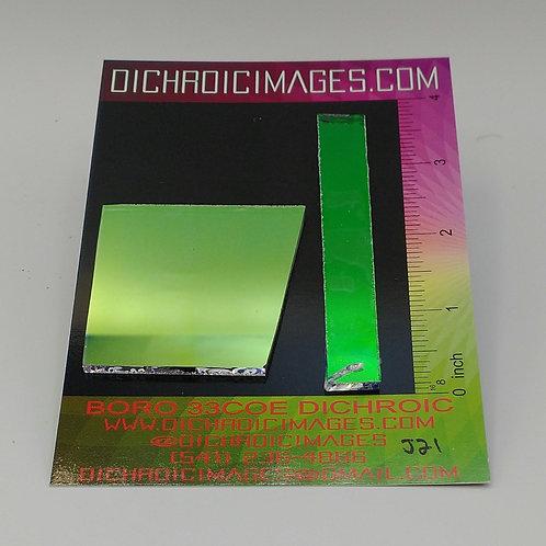 Dichroic Scrap 1oz J21