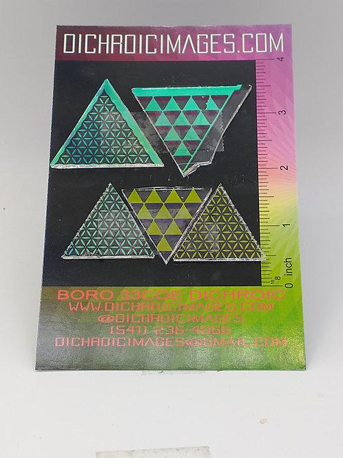 Dichroic Pattern Pieces 1oz M83