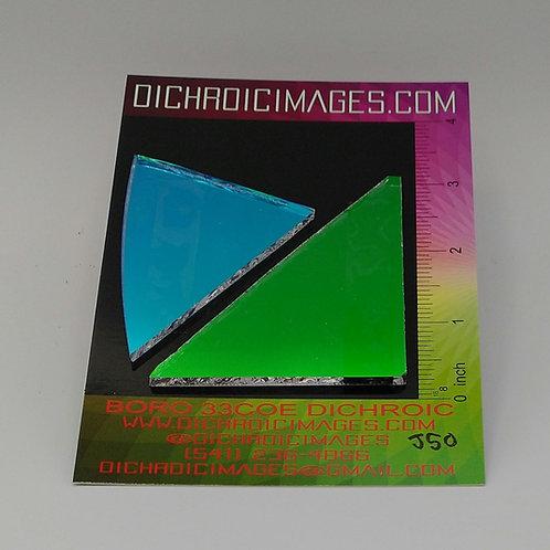 Dichroic Scrap 1oz J50
