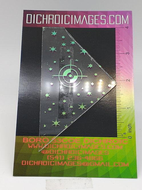 Dichroic Pattern Pieces 1oz M14