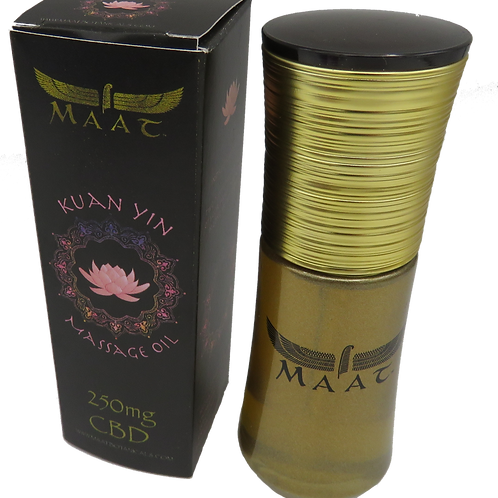 Kuan Yin Massage Oil