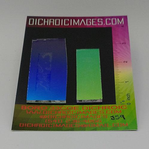 Dichroic Scrap 1oz J59