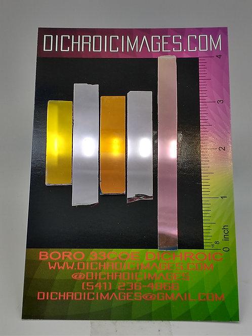 Dichroic Scrap 1oz H60
