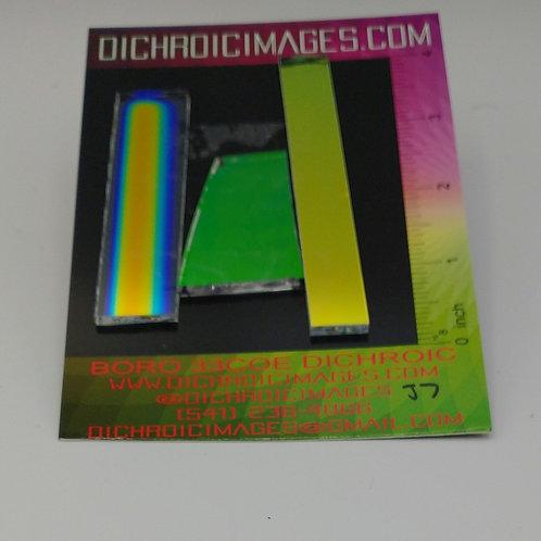 Dichroic Scrap 1oz J7