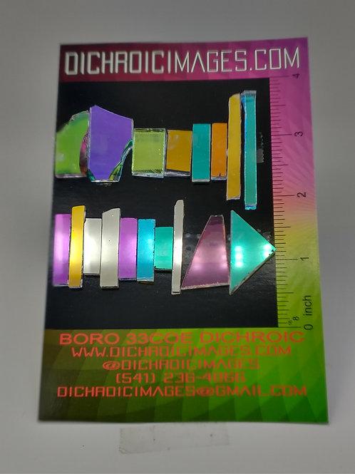 Dichroic Scrap 1oz H2