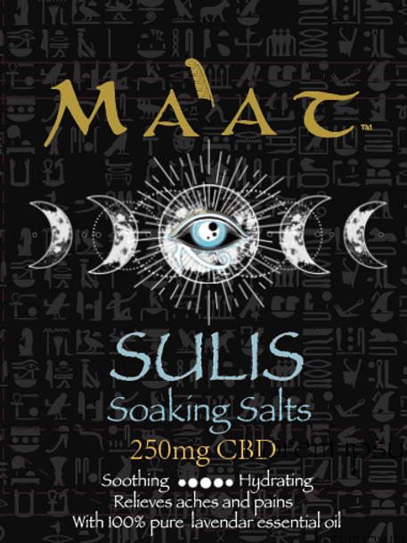 Sulis Soaking Salts
