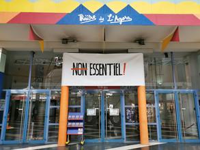 ✍️  Cultures essentielles à la Scène nationale de l'Essonne