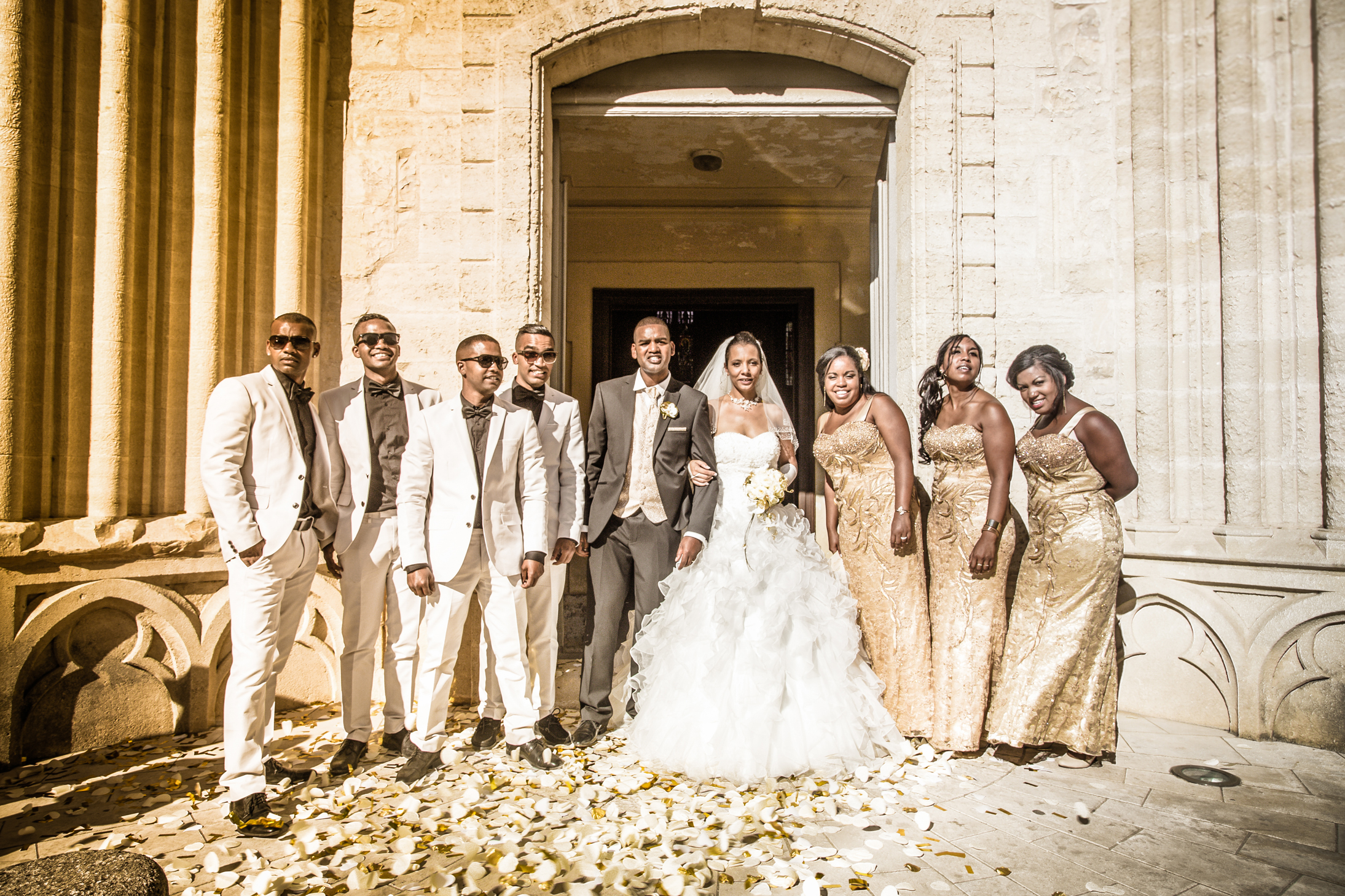 photographe de mariage à Nîmes