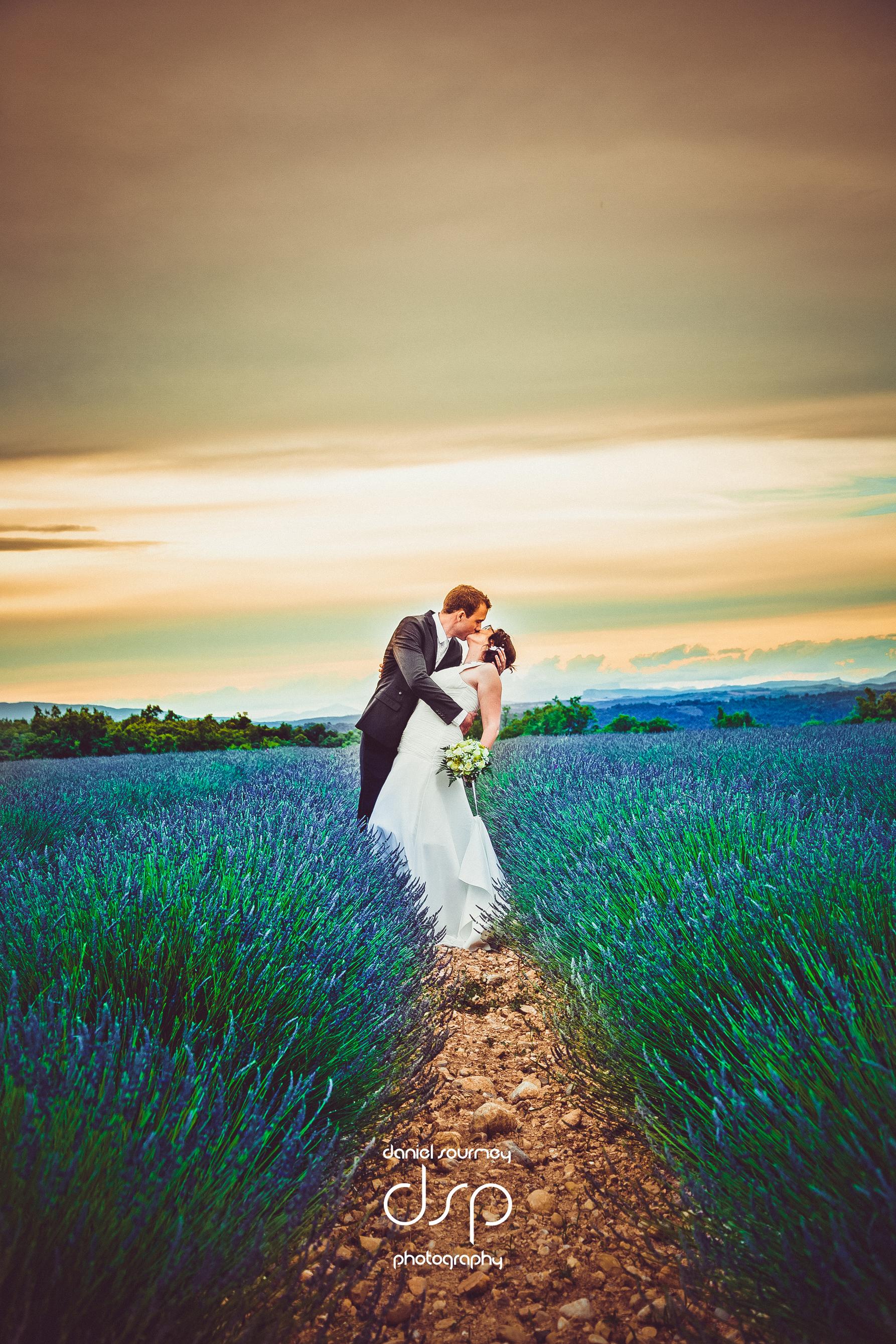 Photographe mariage Valensole