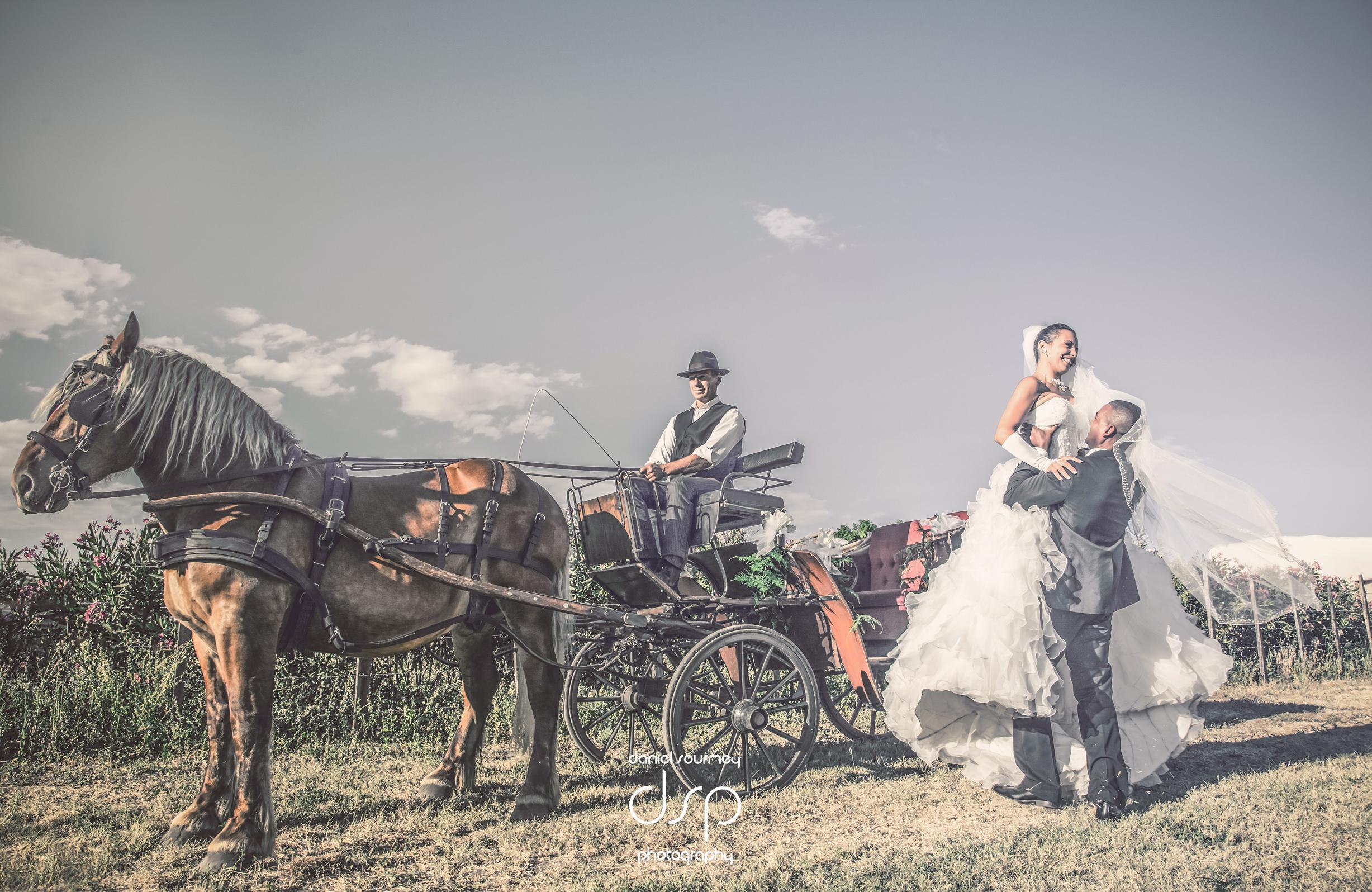 Mariage à Langlade