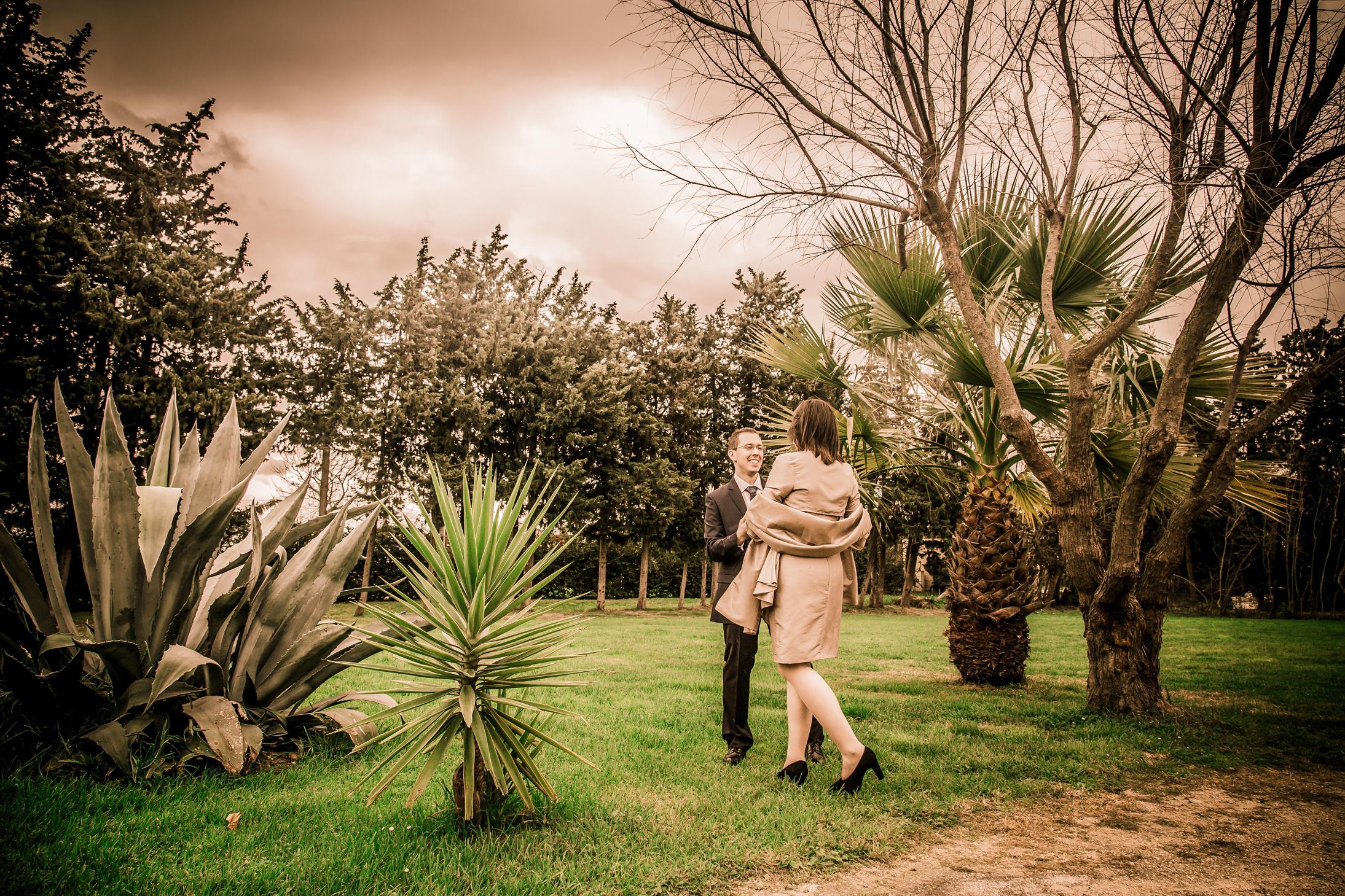 Mariage à Bellegarde