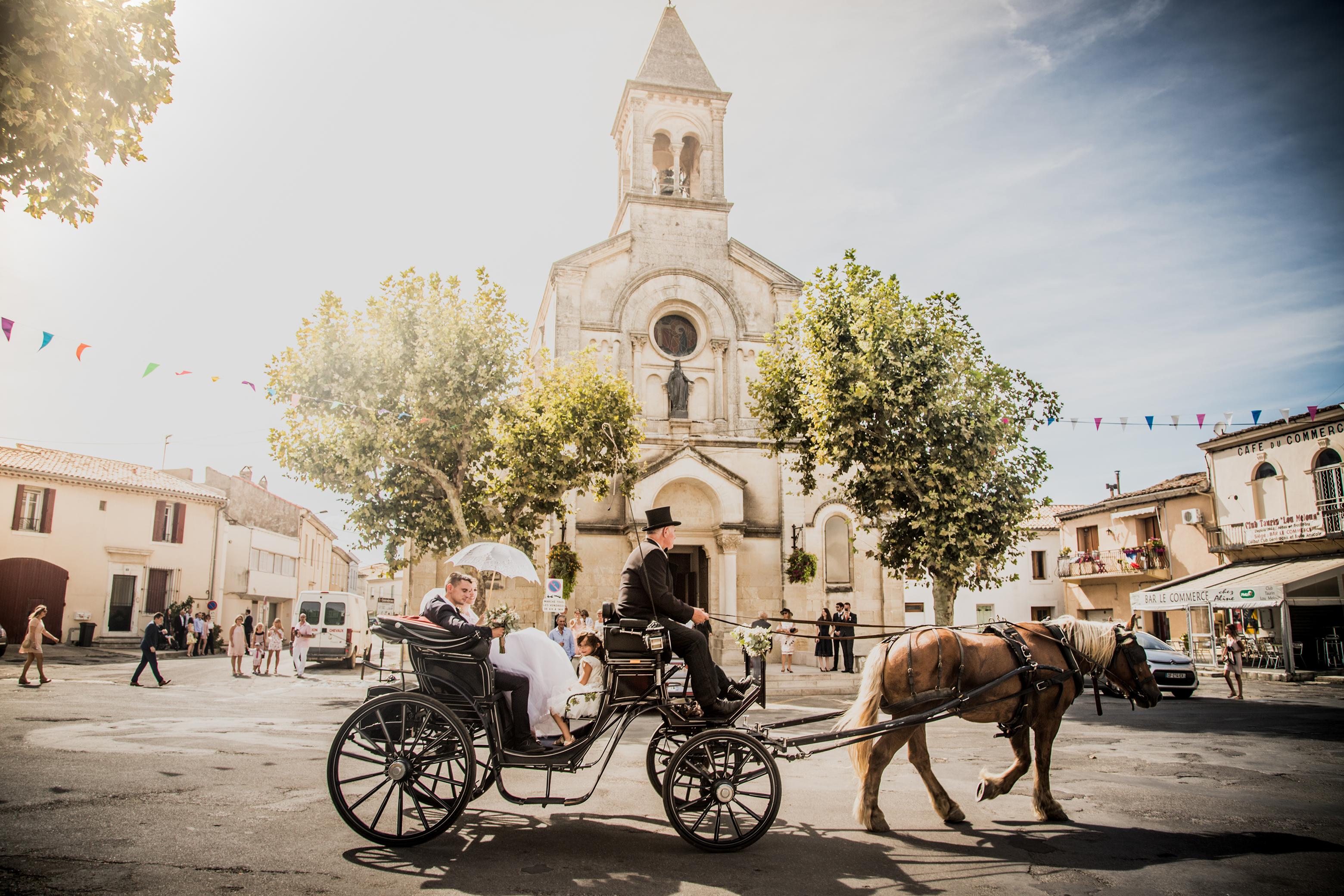Photographe Mariage Beauvoisin Gard